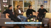 Canada AM:  One-on-one with Lukas Graham