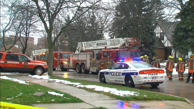 Fatal Mississauga fire