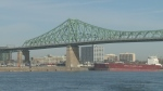 Crews will reinforce steel on the Jacques Cartier Bridge this summer