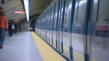 Montreal metro generic
