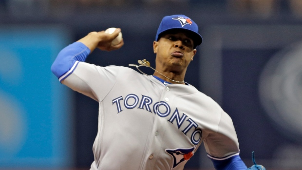 4bd309b4c4b I didn t want to go to Canada   Stroman says he was reluctant
