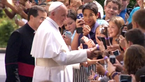 CTV News: Pope Francis' 'The Joy of Love'