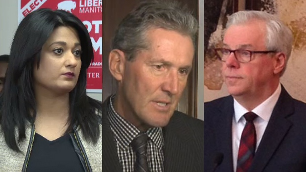 New polling numbers show about one third of Manitobans feel none of the leaders stand out as being most trustworthy.