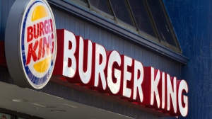 Burger King fast food restaurant in downtown Kingston, Ont., on March 18, 2016. THE CANADIAN PRESS IMAGES/Lars Hagberg