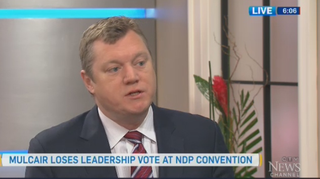 CTV News' political analyst Scott Reid speaks to CTV's Canada AM, April 11, 2016.