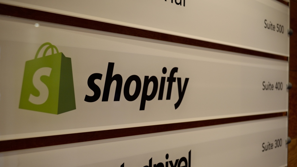 Shopify office in Toronto. (Google Images)