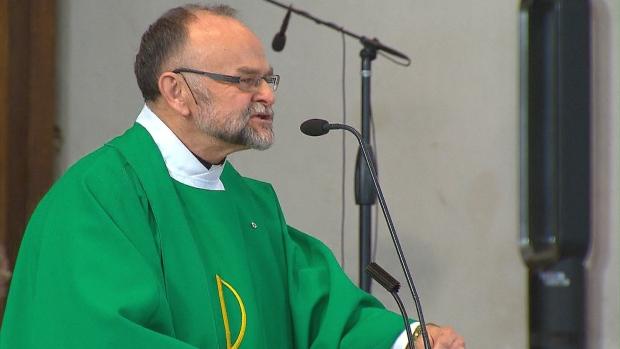 Reverend Brent Hawkes