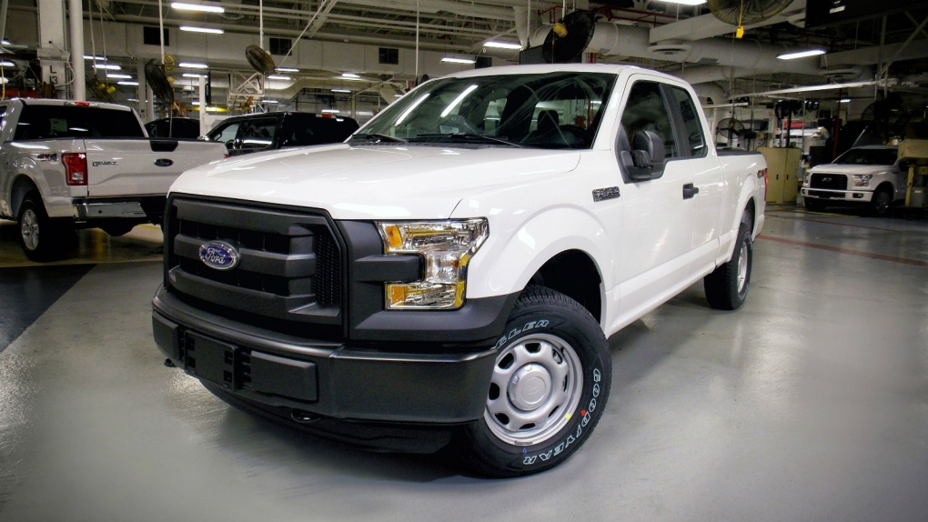 Ford F-150 earns high score on crash test