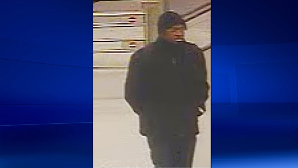 Police say this man killed Clemence Beaulieu-Patry in a Maxi grocery store on April 10, 2016