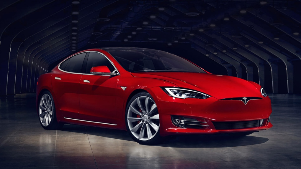Image result for 2017 model s tesla