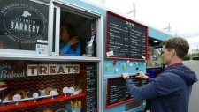 Food trucks for dogs in Seattle