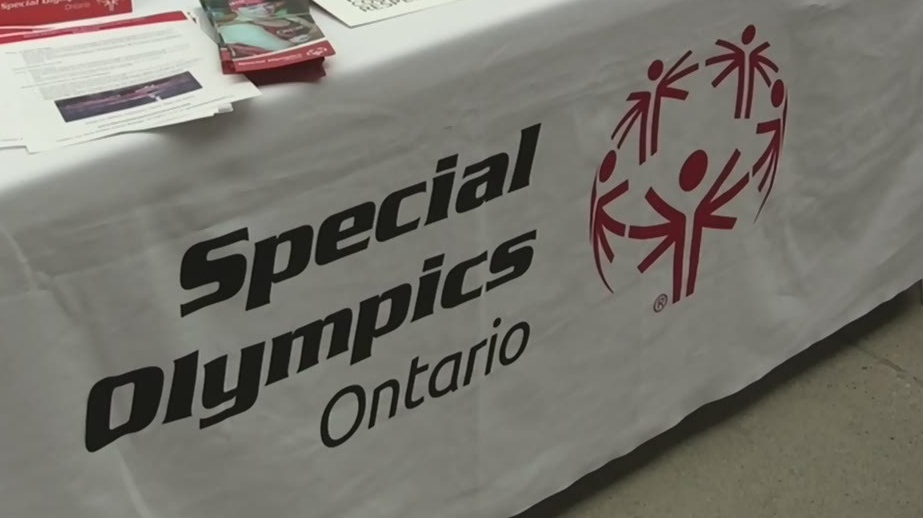CTV Kitchener: Special Olympics day