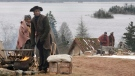 "Background actors are seen during filming of ""The Book Of Negroes"" in Cole Harbour, N.S., on Monday, April 28, 2014. THE CANADIAN PRESS/Darren Pittman"