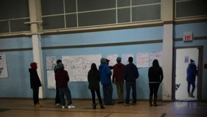 Youth in Attawapiskat
