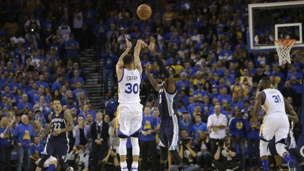 Golden State Warriors set record
