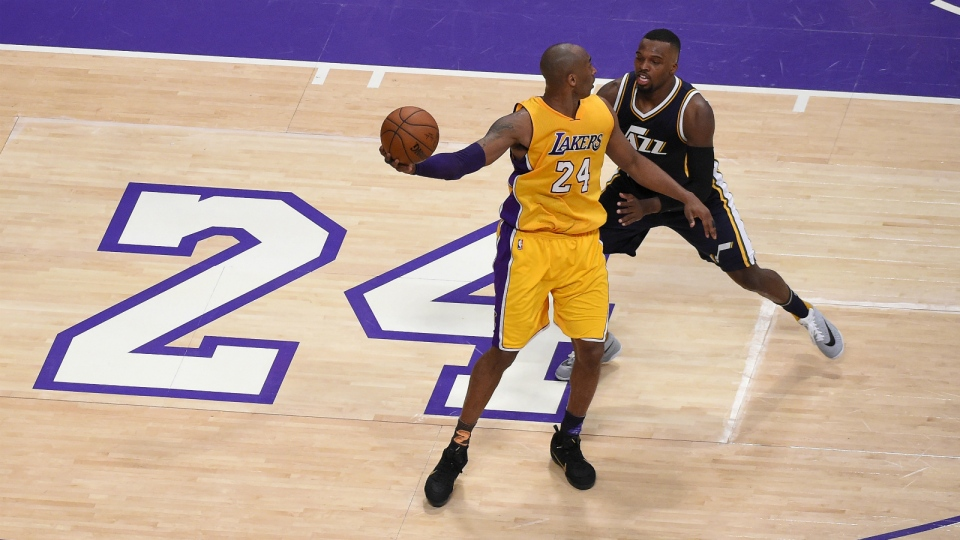 Kobe Bryant scores 60 in final game for Lakers | CTV News