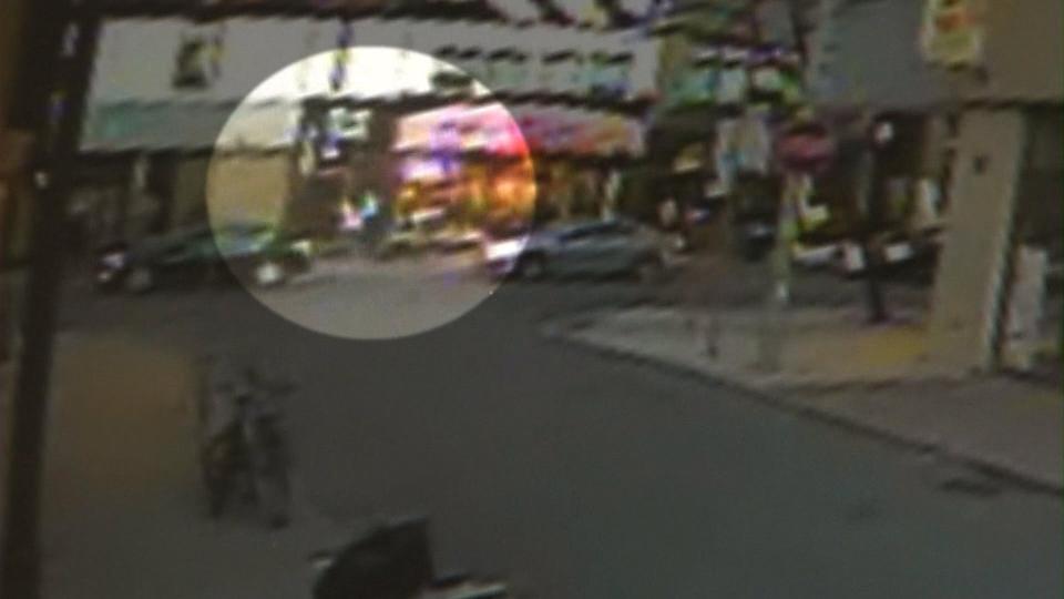 Yonge Street shooting video