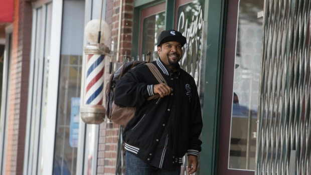 Ice Cube is seen in 'Barbershop 3: The Next Cut.'