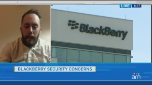 Canada AM: RCMP cracks BlackBerry encryption