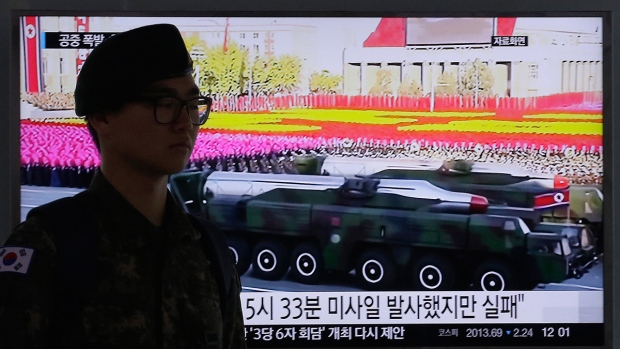 Seoul says North Korea missile test failed