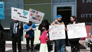 Autism rallies across Ontario