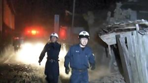CTV News Channel: Tsunami advisory issued