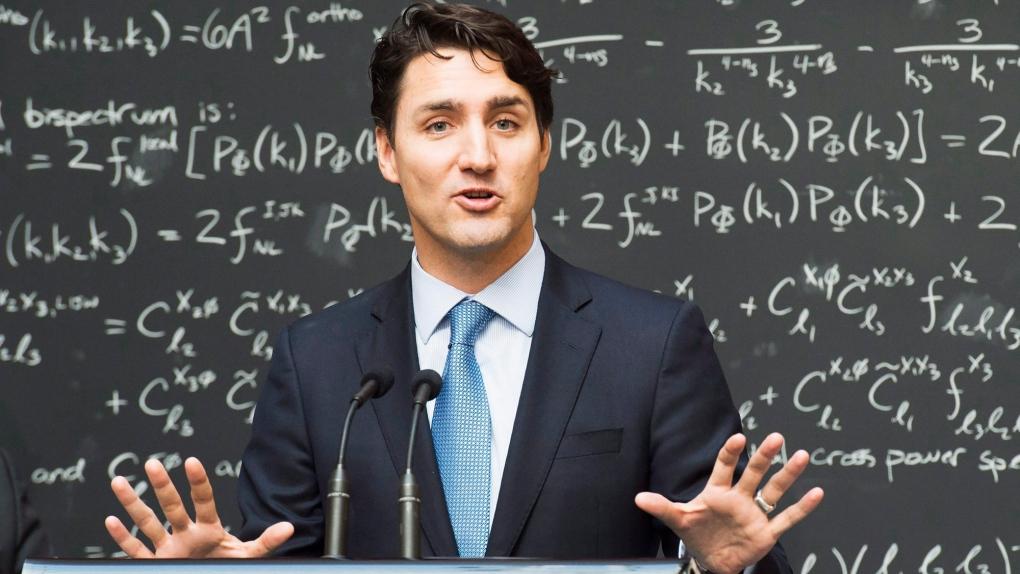 Liberal Leader Justin Trudeau makes stop in Waterloo Region