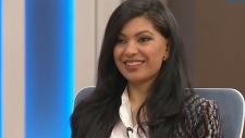 Chiropractor and rehab specialist Sapna Sriram