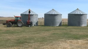 Many farmers are getting ready to seed weeks ahead of schedule.