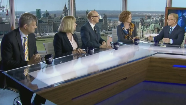 CTV QP: The Scrum on assisted-death legislation