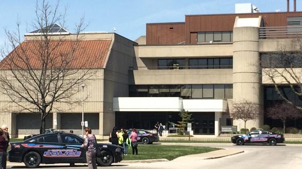 Chatham-Kent courthouse