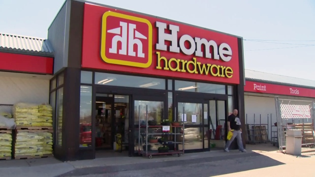 Harwarre Stores Kitchener