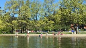 Elk Lake Regional Park in Saanich is shown: (File Photo)