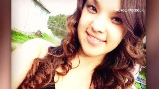Krystal Andrews' body was found on God's Lake First Nation in November, 2015.