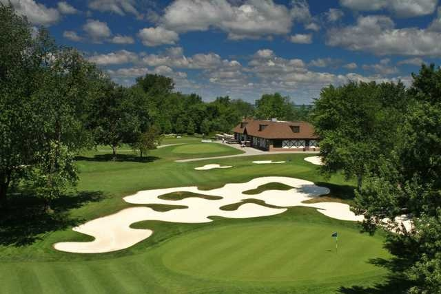 Beach Grove Golf and Country Club in Tecumseh, Ont. (Courtesy Ontariogolf.com)