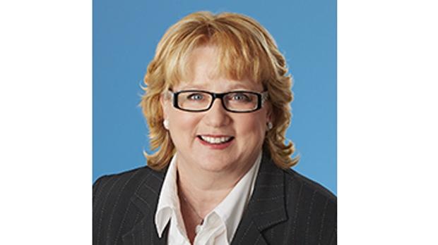 Carole Poirier, PQ critic for the status of women