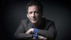 Swedish writer David Lagercrantz