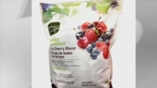 Costco berry recall