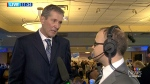 One-on-one with Brian Pallister after victory