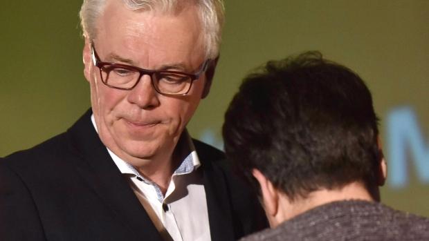 Manitoba NDP leader Greg Selinger