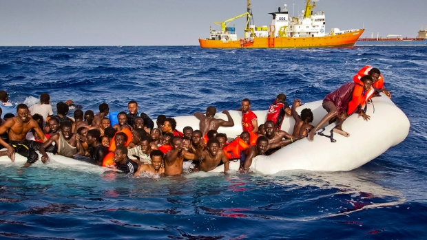 African Leaders Must Save Africans Dying At Sea
