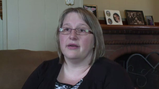 Judy Bonnar, whose son Matthew is in Grade 8 at Oceanview Middle School in Glace Bay, is disappointed the school board has decided to cancel middle school dances.