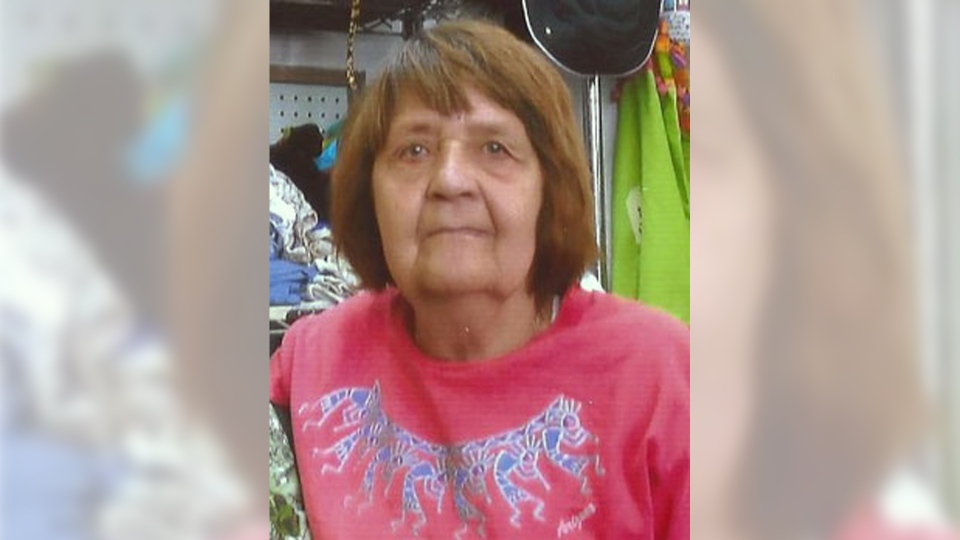 Derek Saretzky is charged with the murder of 69-year-old Hanne Meketech of Coleman, Alta.