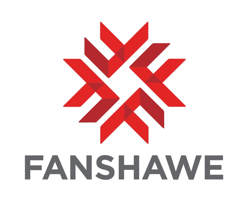 The logo of Fanshawe College in London, Ont. (Courtesy Fanshawe College)