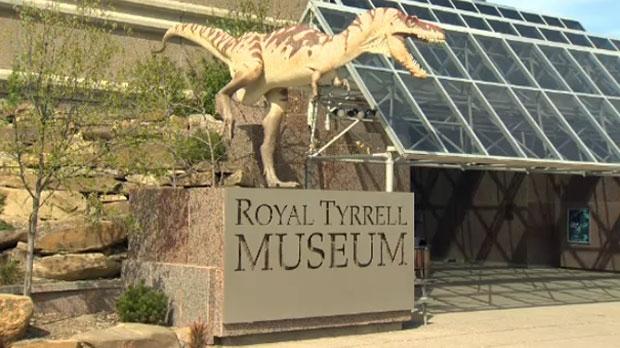 Royal Tyrrell Museum - Drumheller