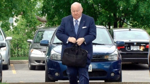 CTV National News: Duffy not guilty