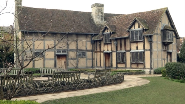 Stratford Upon Avon Marks 400 Years Since Shakespeare Died
