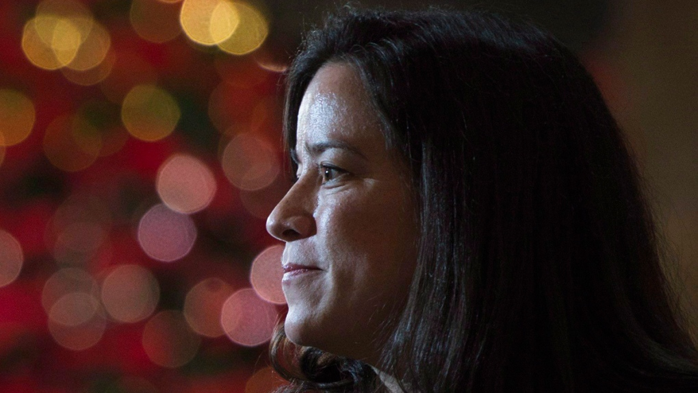 Jody Wilson-Raybould in Ottawa