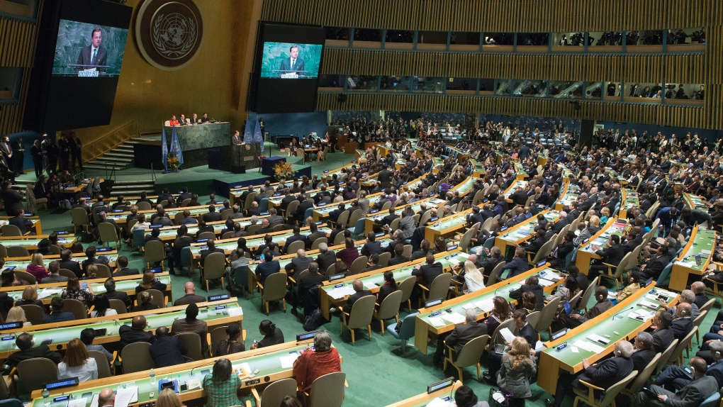 Paris Agreement on climate change