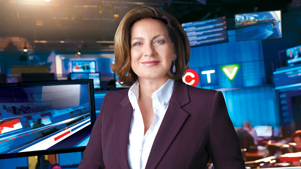 CTV News Chief Anchor and Senior Editor Lisa LaFlamme